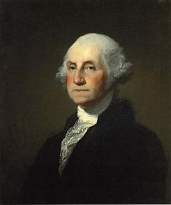 Founding Father, George Washington, First President of the United States of America